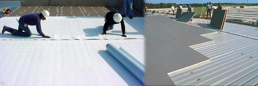 Captivating COMMERCIAL ROOFING